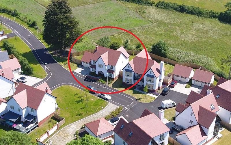 4 Bedrooms Detached House for sale in Ardwyn Walk, Dinas Powys CF64 4BJ
