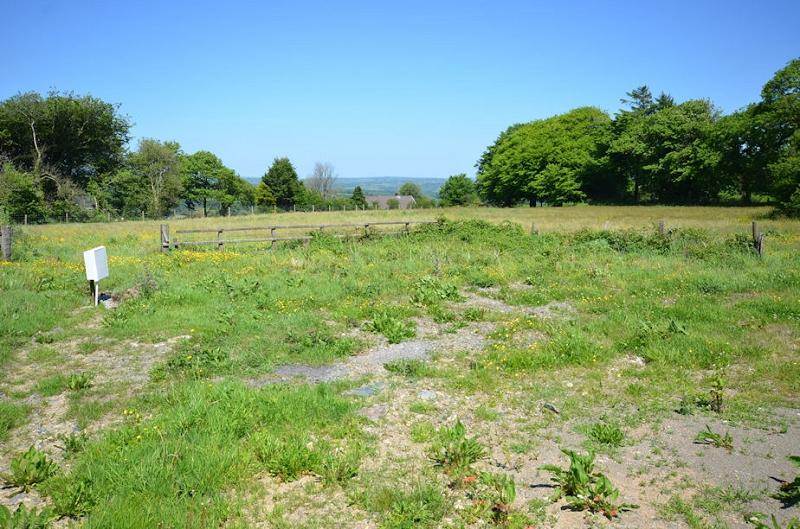 Land Commercial for sale in Plot adj Ora Newydd Bwlchygroes, Llanfyrnach, Pembrokeshire. SA35 0DP