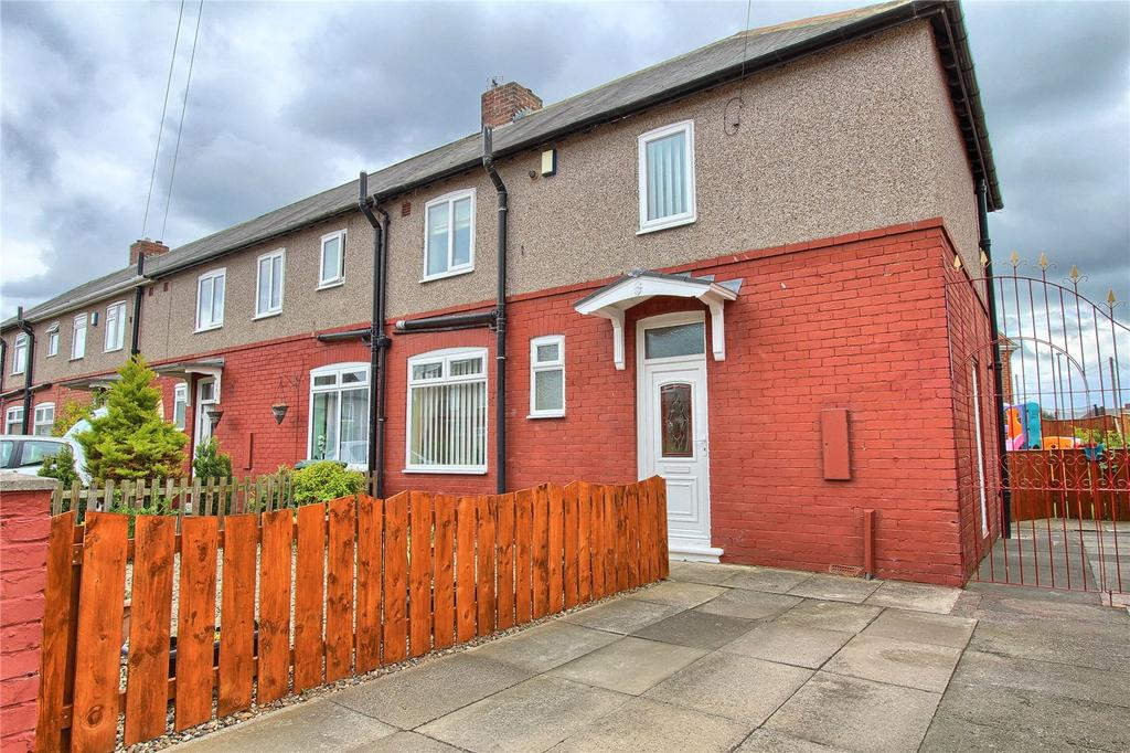 2 Bedrooms End Of Terrace House for sale in Briar Road, Thornaby