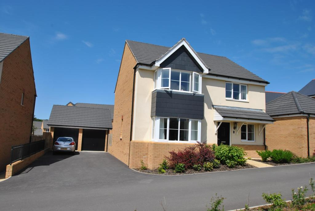4 Bedrooms Detached House for sale in Cormorant Close, Bude