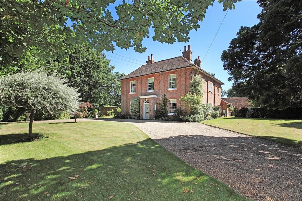 5 Bedrooms Detached House for sale in Tenterden Road, Biddenden, Ashford, Kent, TN27