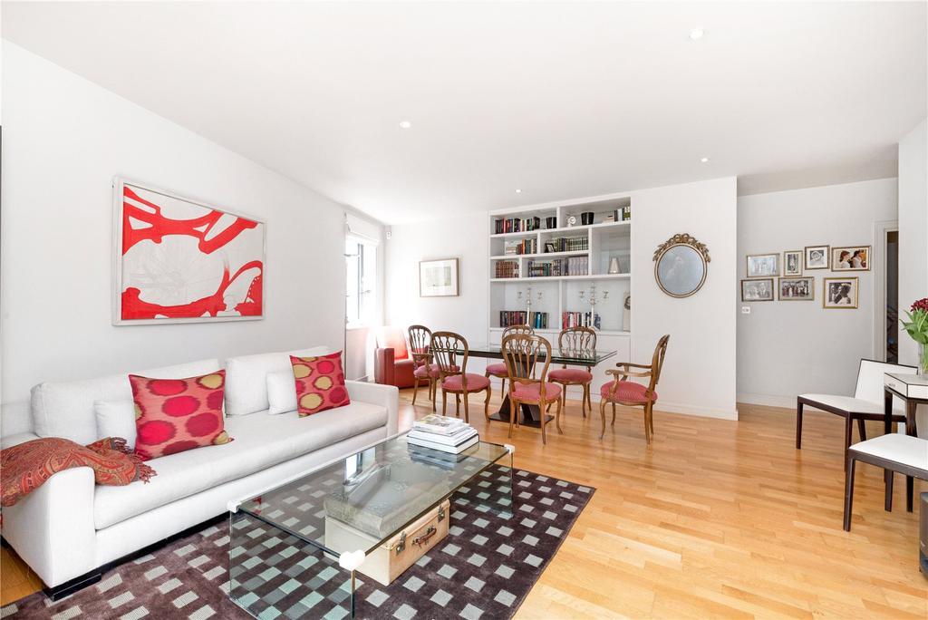 3 Bedrooms Flat for sale in Alexandra Avenue, Battersea, London, SW11