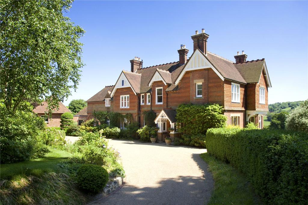 6 Bedrooms Detached House for sale in Saints Hill, Penshurst, Kent, TN11