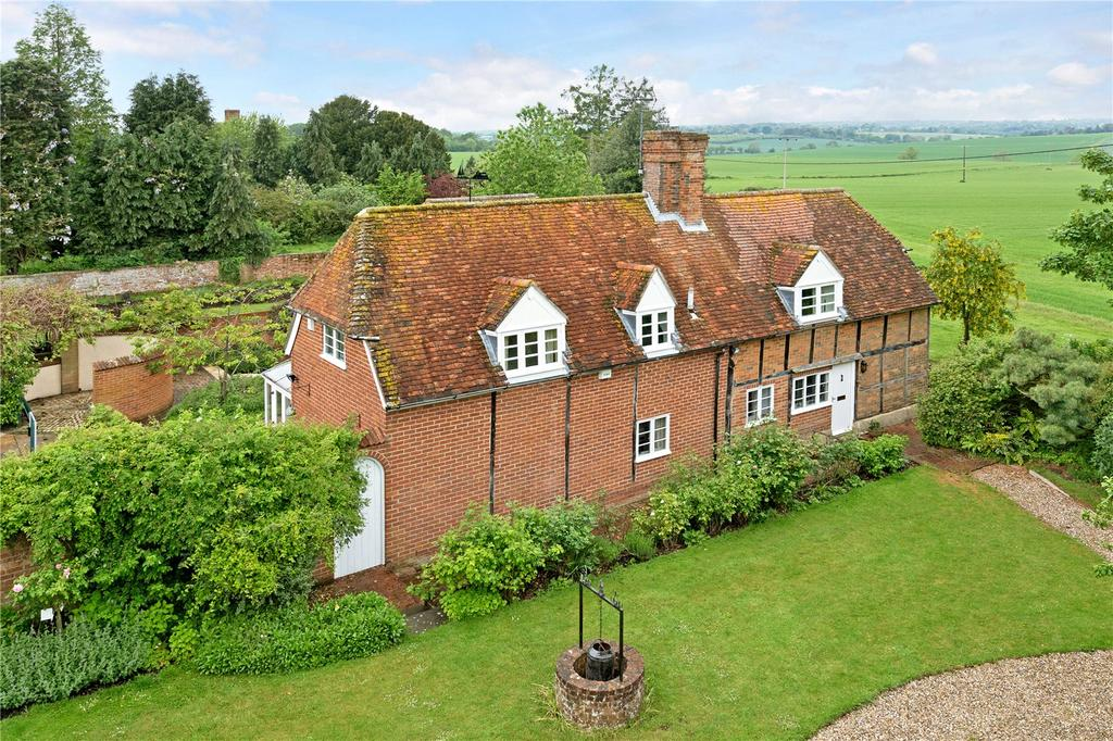 5 Bedrooms Detached House for sale in North Heath, Chieveley, Newbury, Berkshire, RG20
