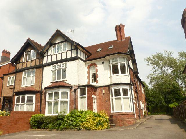 1 Bedroom Flat for sale in Anchorage Road,Four Oaks,Sutton Coldfield