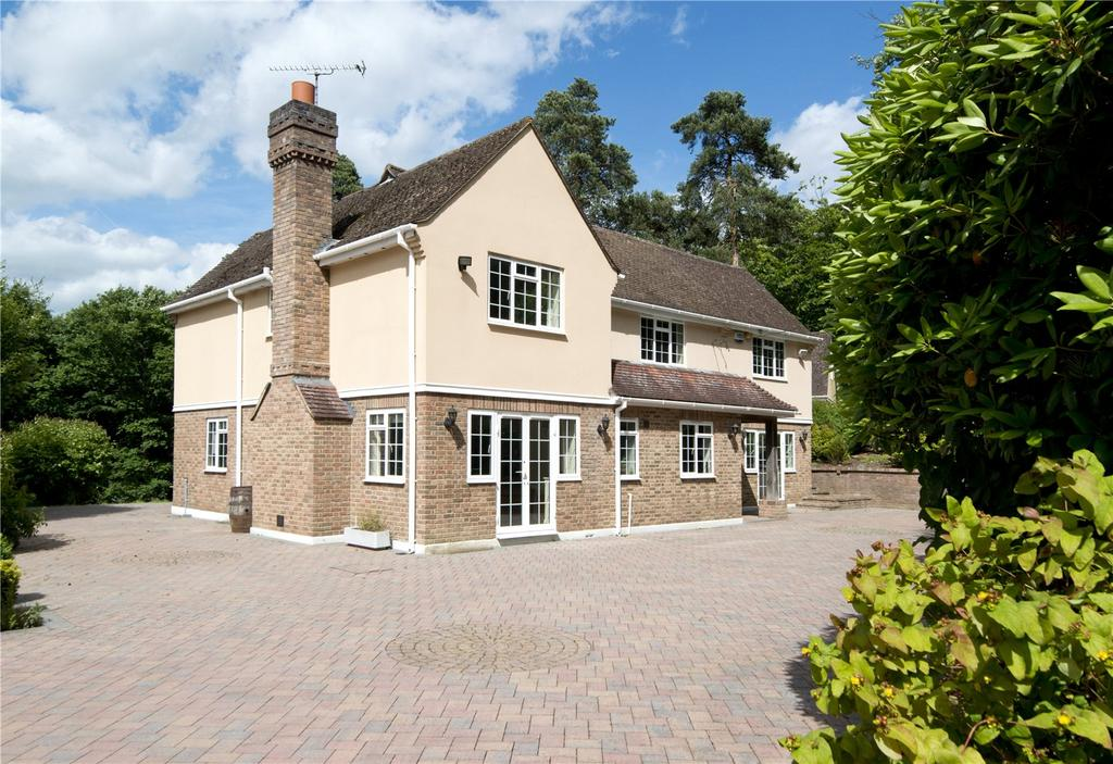 4 Bedrooms Detached House for sale in Brasted Chart, Westerham, Kent, TN16