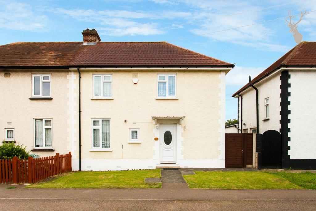 3 Bedrooms House for sale in Harold Crescent, Waltham Abbey, EN9