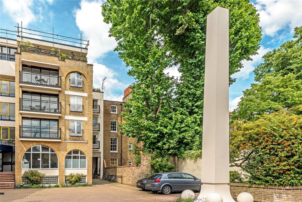 2 Bedrooms Flat for sale in Waterloo Gardens, Milner Square, London, N1
