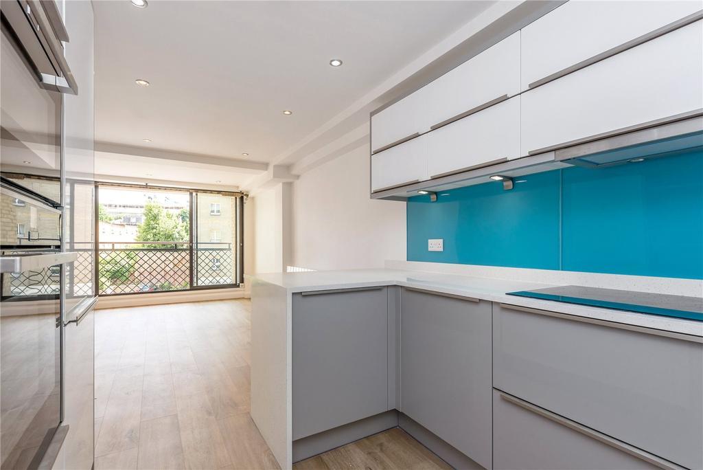 2 Bedrooms Flat for sale in Waterloo Gardens, Milner Square, London, N1