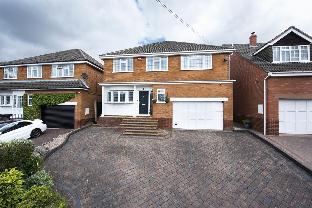 4 Bedrooms Detached House for sale in Morningside, Sutton Coldfield