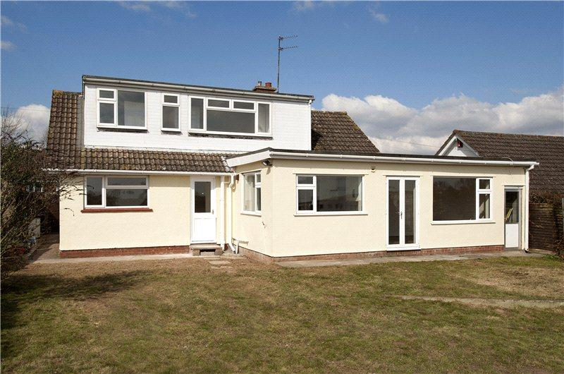 4 Bedrooms Detached House for sale in Dillons Road, Creech St. Michael, Taunton, Somerset