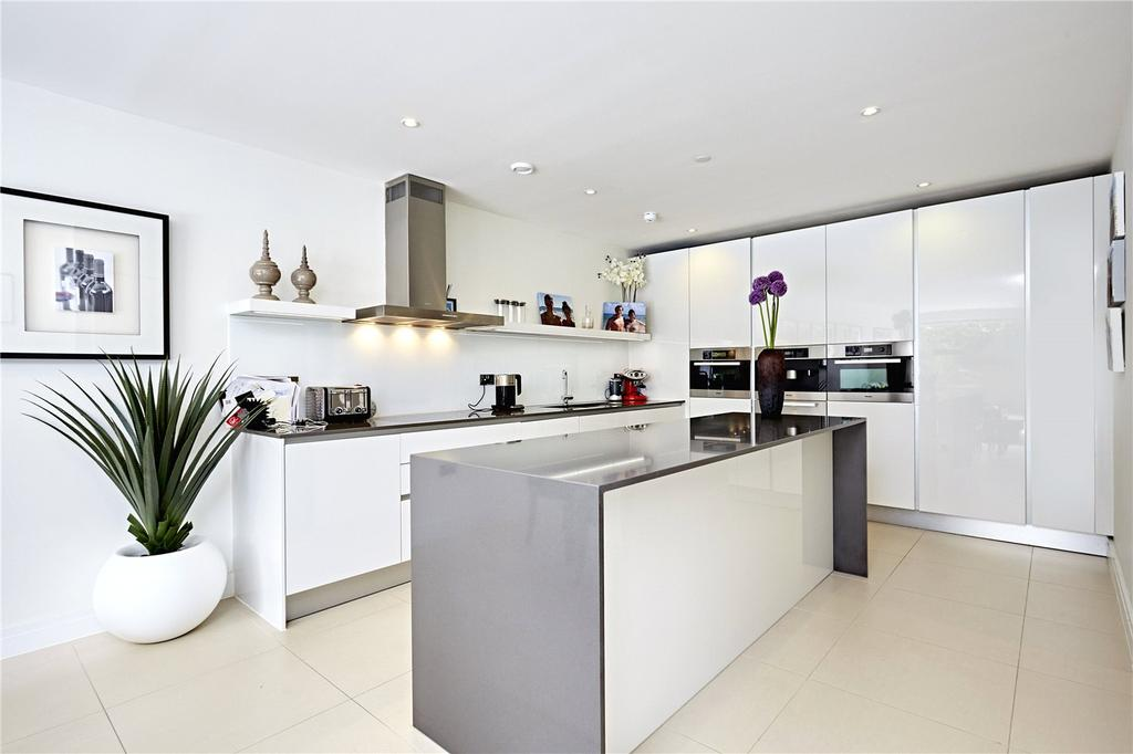 5 Bedrooms Mews House for sale in Havilland Mews, London, W12
