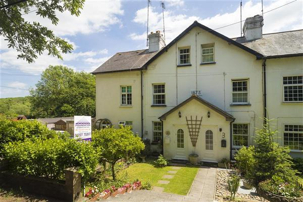 3 Bedrooms Terraced House for sale in Meadowbank Cottages, Painters Forstal