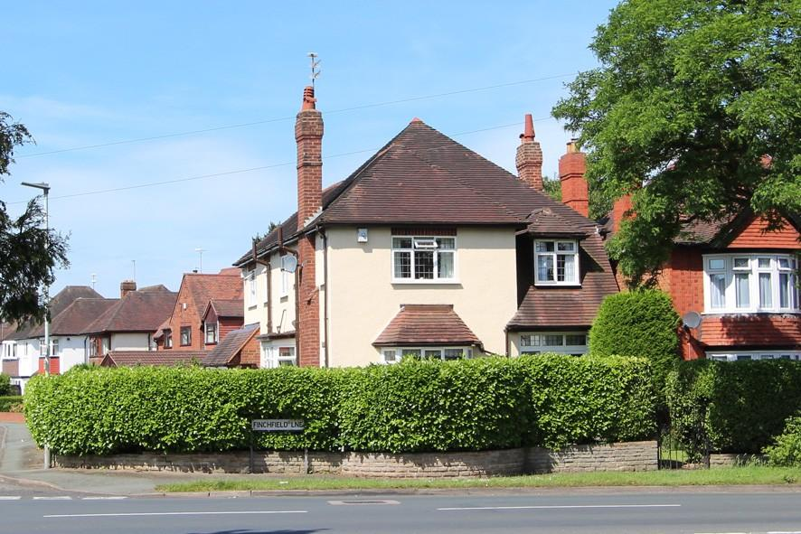 4 Bedrooms Detached House for sale in Finchfield Lane, Finchfield, Wolverhampton
