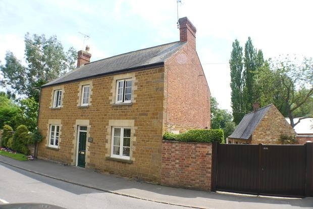 4 Bedrooms Detached House for sale in Main Street, Ashley, Market Harborough, LE16