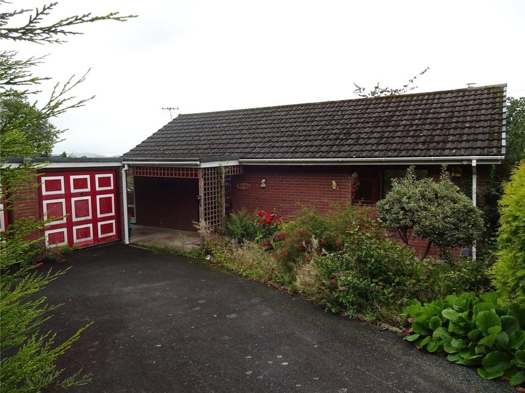3 Bedrooms House for rent in Brynwood Drive, Newtown, Powys