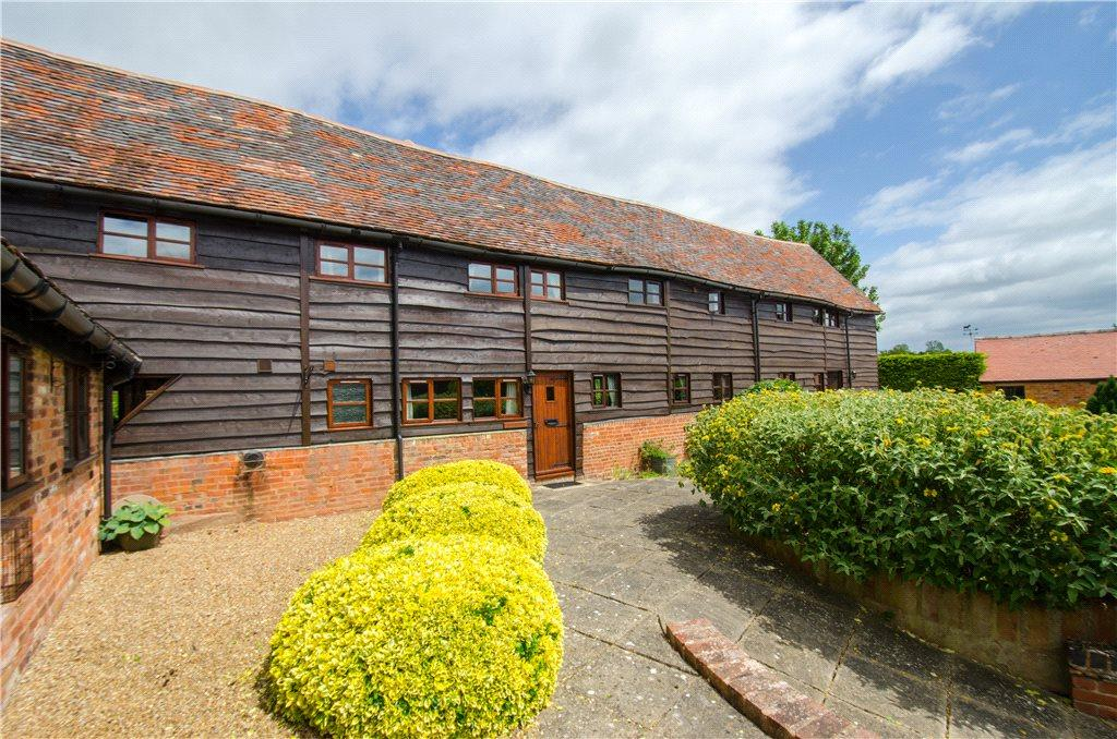 3 Bedrooms Barn Conversion Character Property for sale in Upper Goosehill, Broughton Green, Droitwich, Worcestershire, WR9