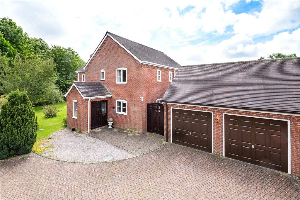 4 Bedrooms Detached House for sale in Halford Meadow, Halford, Craven Arms, Shropshire, SY7