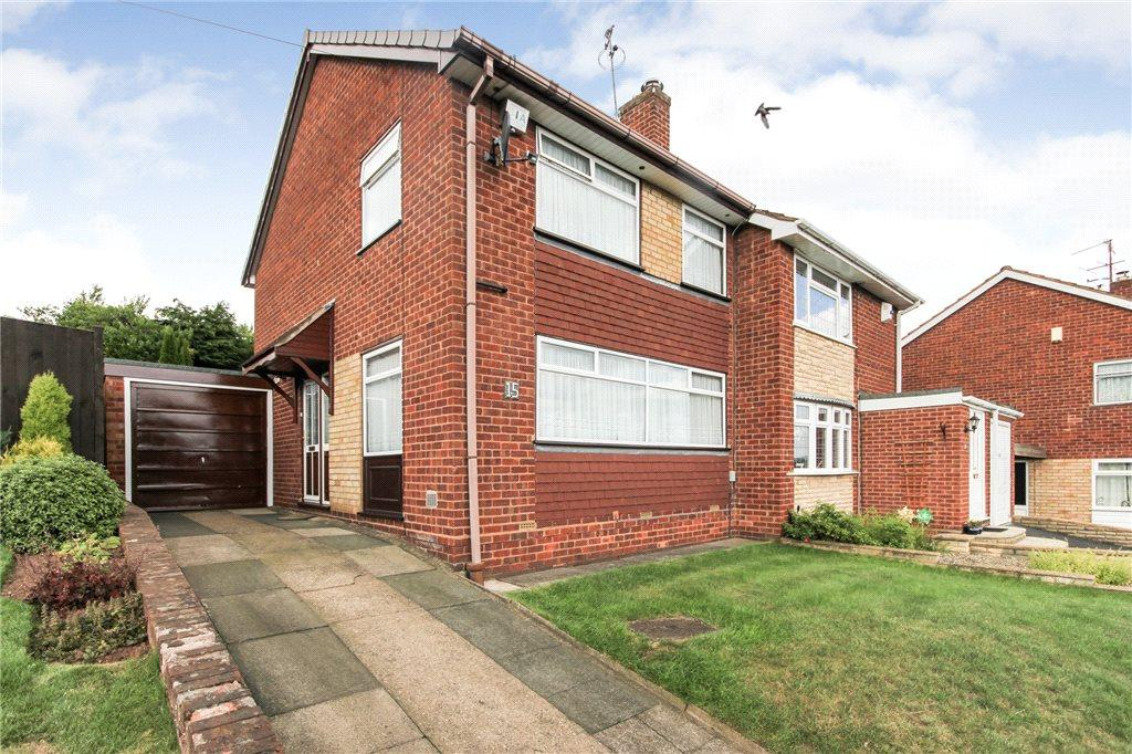 3 Bedrooms Semi Detached House for sale in Newbury Road, Wordsley, West Midlands, DY8