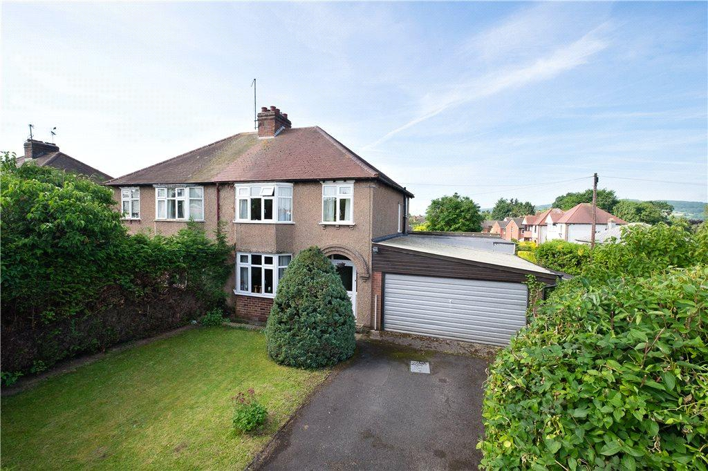 3 Bedrooms Semi Detached House for sale in Sandpits Road, Ludlow, Shropshire, SY8
