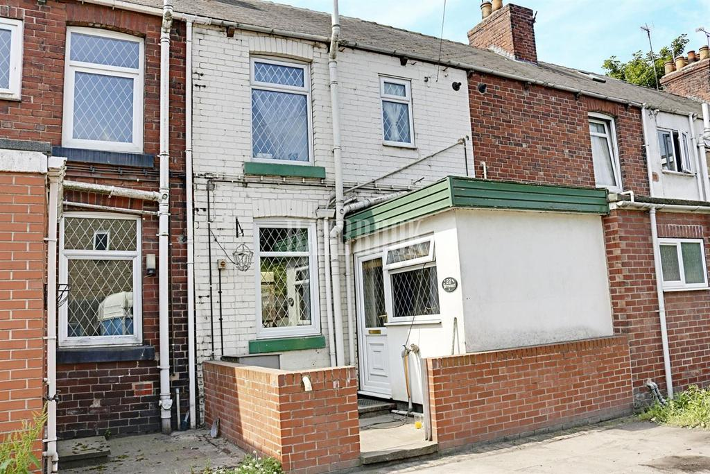 3 Bedrooms Terraced House for sale in Church View, Darfield
