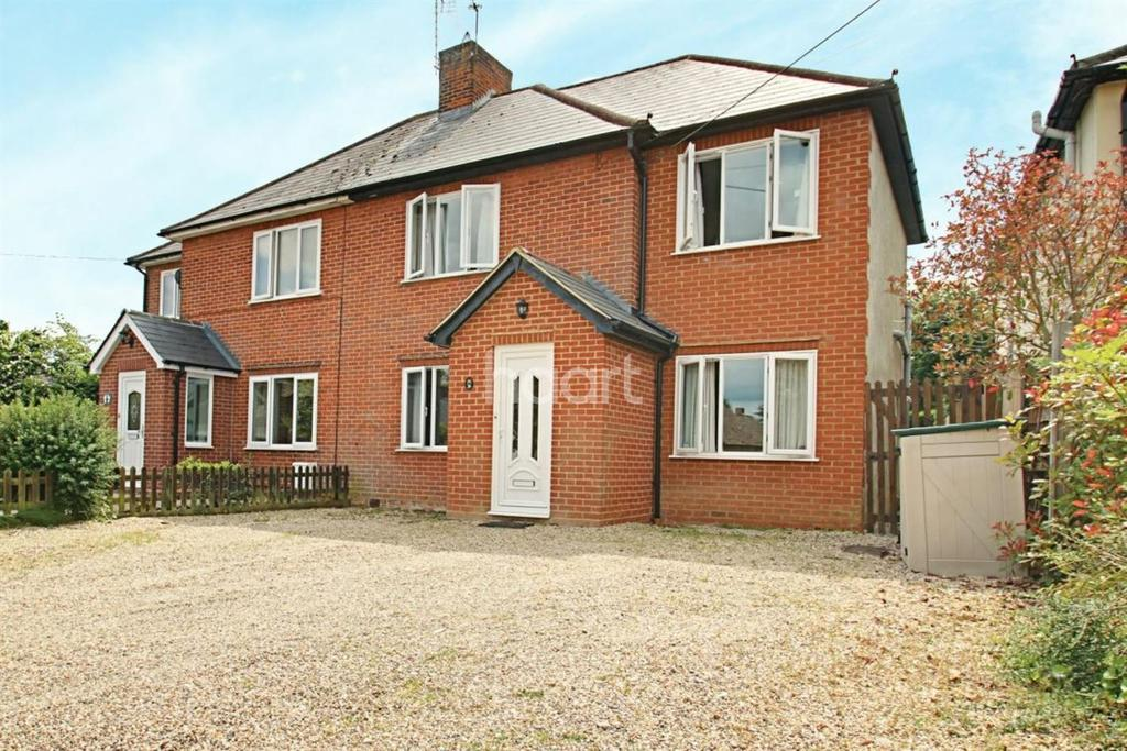 4 Bedrooms Semi Detached House for sale in Tey Road, Earls Colne, CO6