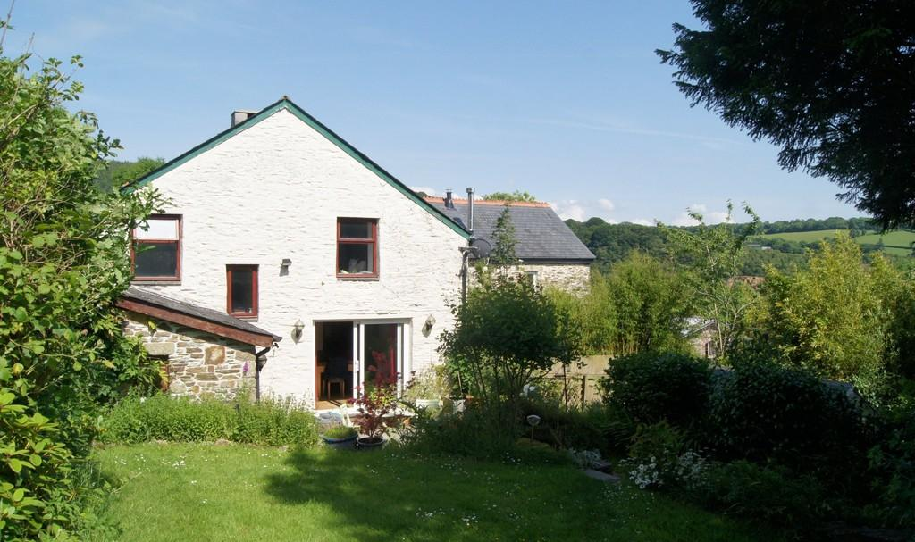 3 Bedrooms Cottage House for sale in Harewood, Calstock
