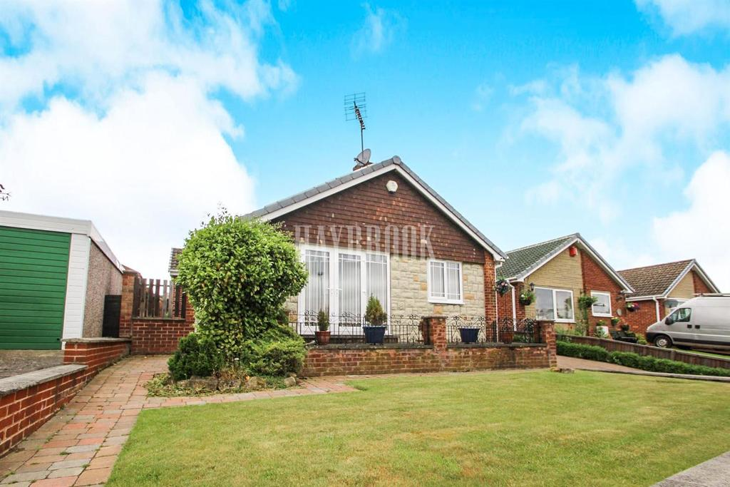 3 Bedrooms Bungalow for sale in Meadow Croft, Shafton