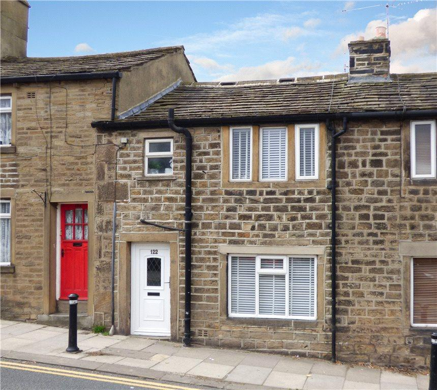 1 Bedroom Terraced House for sale in Main Street, Wilsden, Bradford, West Yorkshire