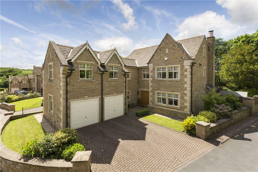 6 Bedrooms Detached House for sale in Manor Gates, Bramhope, Leeds, West Yorkshire
