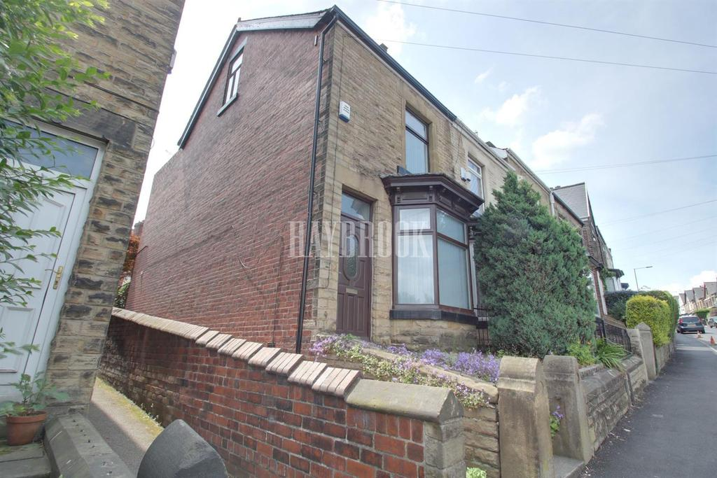 3 Bedrooms End Of Terrace House for sale in Wadsley Lane, Sheffield