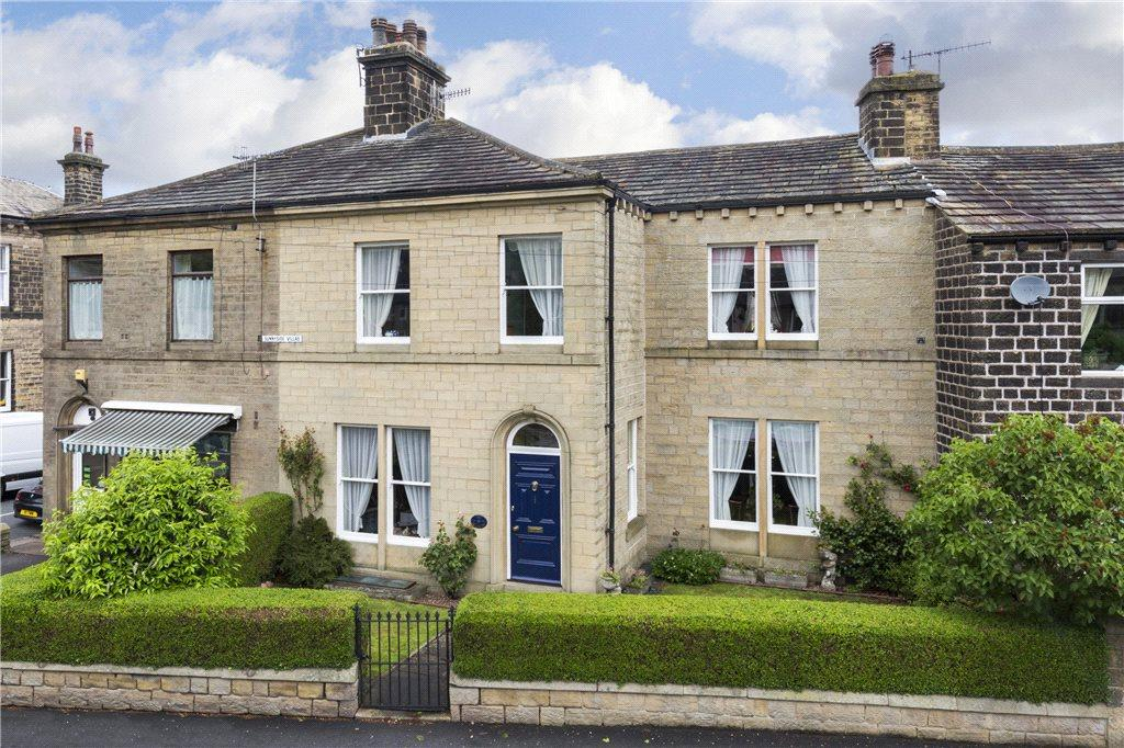 4 Bedrooms Unique Property for sale in Sunnyside Villas, Sutton-In-Craven, Keighley