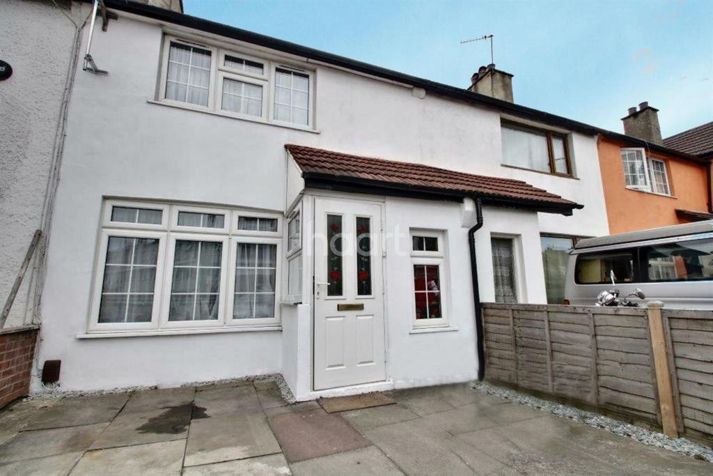 2 Bedrooms End Of Terrace House for sale in Thornton Road, Croydon, CR0