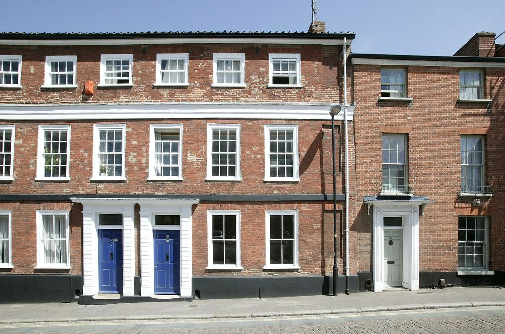2 Bedrooms Apartment Flat for sale in Pottergate, Norwich City Centre