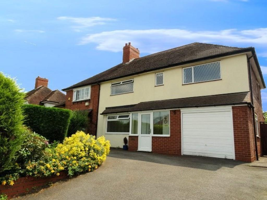 4 Bedrooms Semi Detached House for sale in Old Lode Lane, Solihull
