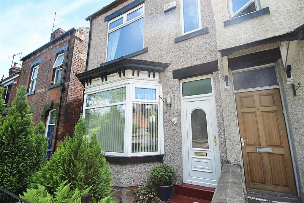 3 Bedrooms Semi Detached House for sale in Herries Road, Fir Vale
