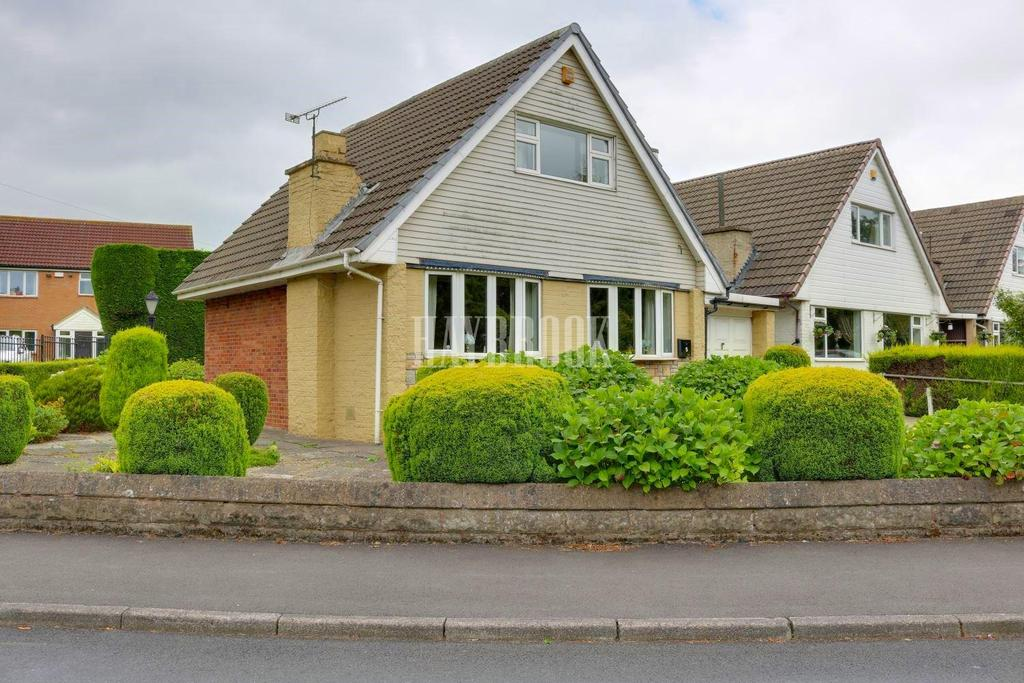 2 Bedrooms Bungalow for sale in Bowman Close, Charnock, S12