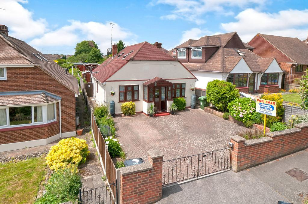 3 Bedrooms Detached Bungalow for sale in Yeoman Way, Bearsted