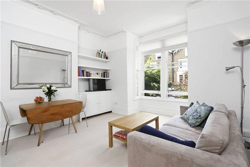 2 Bedrooms Flat for sale in St Stephens Avenue, London, W12
