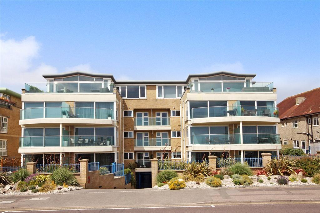 3 Bedrooms Flat for sale in Blue Bay, 75-77 Boscombe Overcliff Drive, Bournemouth, Dorset, BH5