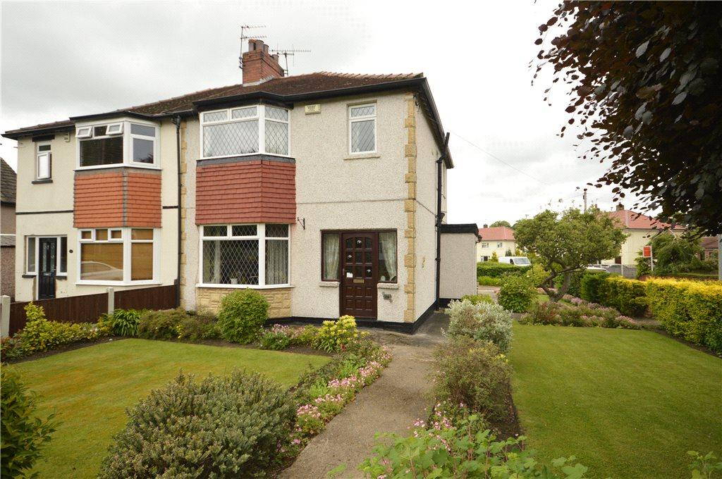 3 Bedrooms Semi Detached House for sale in Ings Lane, Guiseley, Leeds, West Yorkshire