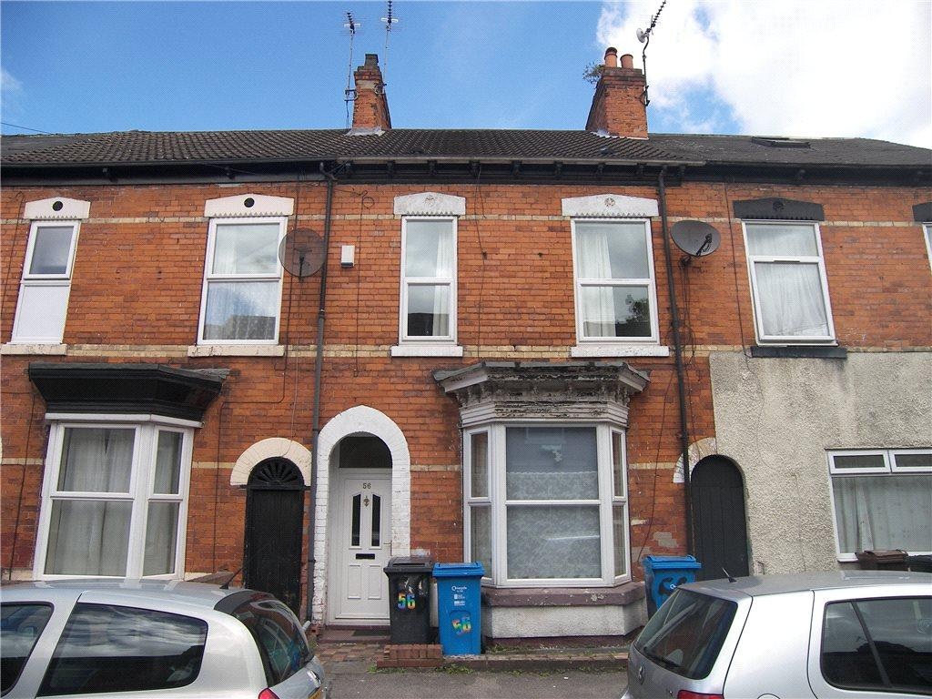 4 Bedrooms Terraced House for sale in Grafton Street, Hull, East Yorkshire