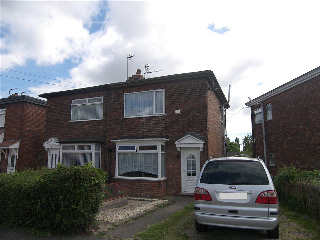 2 Bedrooms Semi Detached House for sale in Colwall Avenue, Hull, East Yorkshire
