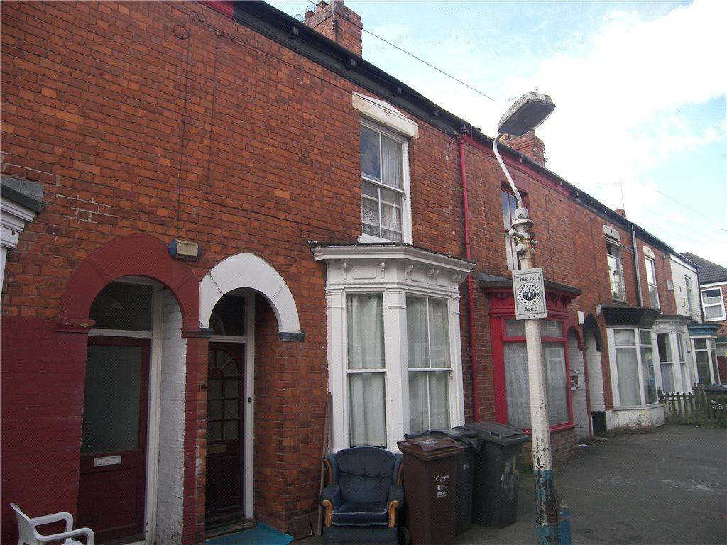 2 Bedrooms Terraced House for sale in Beech Grove, Princes Road, Hull, East Yorkshire