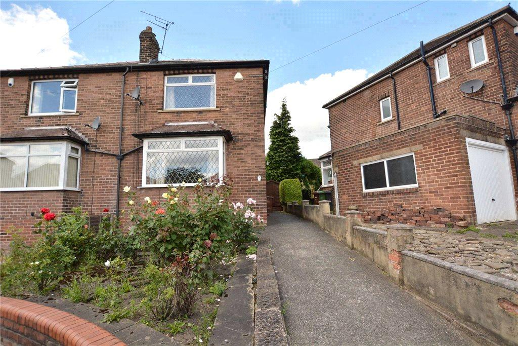 2 Bedrooms Semi Detached House for sale in New Street Gardens, Pudsey, West Yorkshire