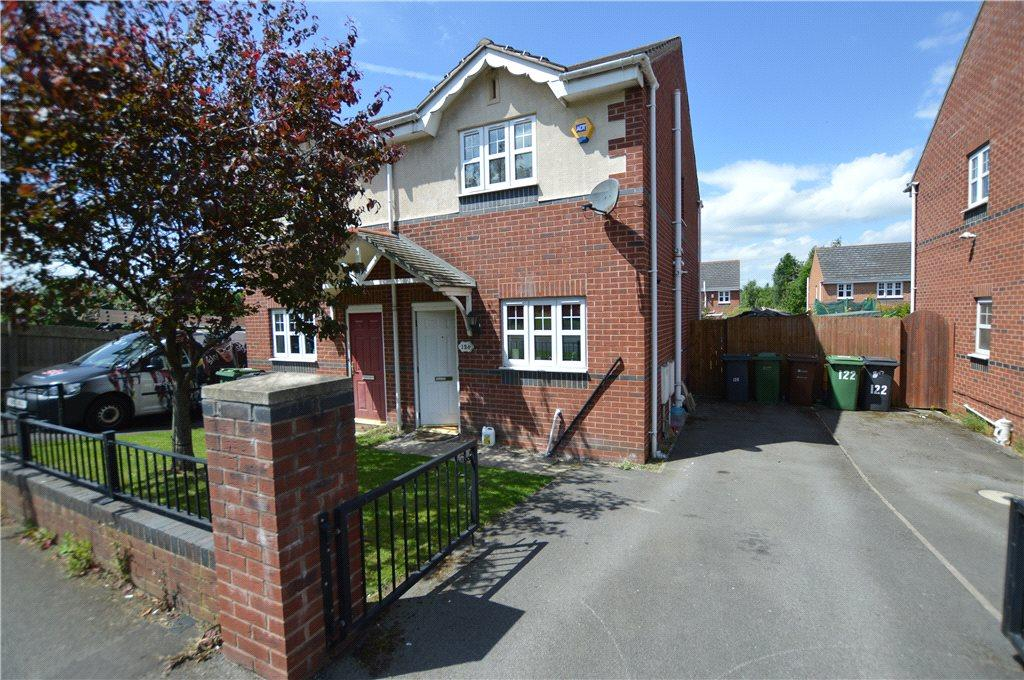 2 Bedrooms Semi Detached House for sale in Cartmell Drive, Leeds