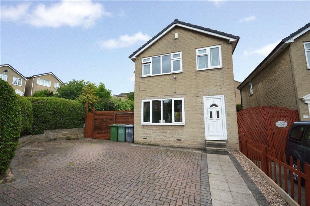 3 Bedrooms Detached House for sale in John Nelson Close, Birstall