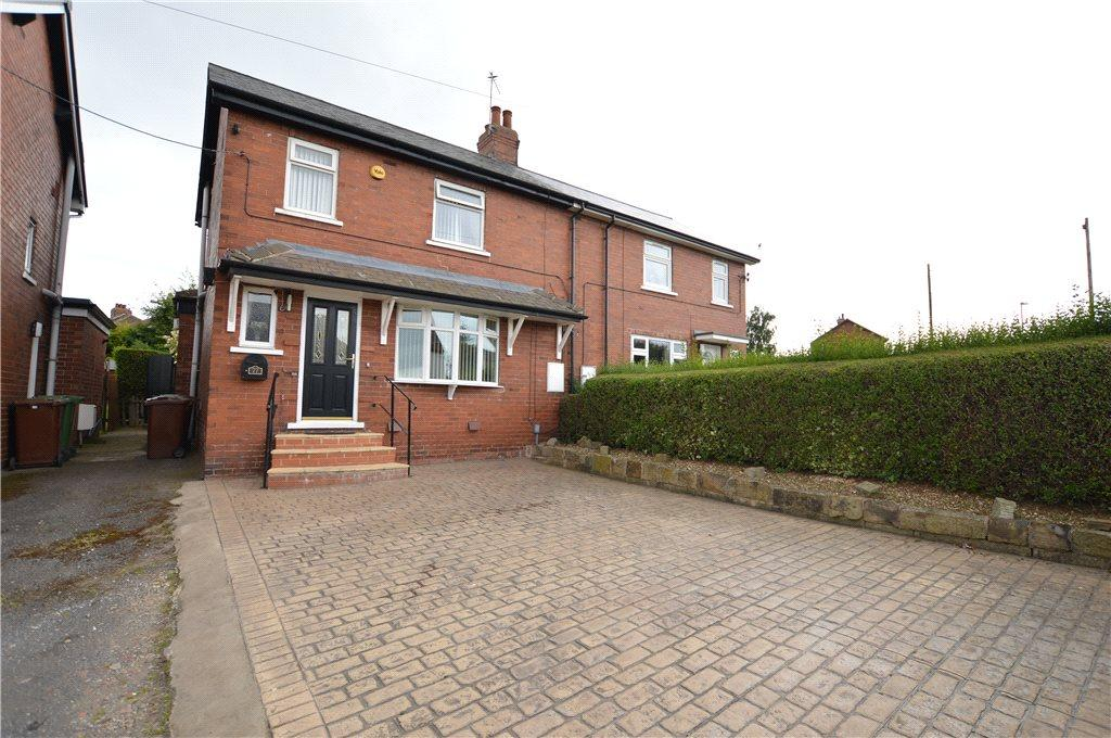 3 Bedrooms Semi Detached House for sale in Wrenthorpe Lane, Wrenthorpe, Wakefield, West Yorkshire
