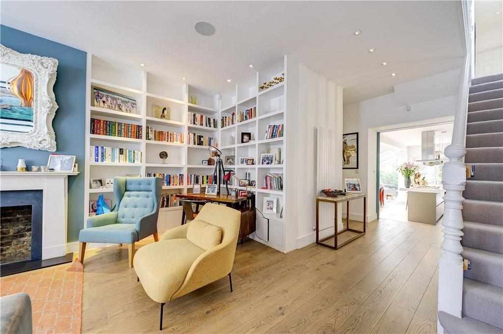 4 Bedrooms Terraced House for sale in Pember Road, Kensal Rise, London, NW10