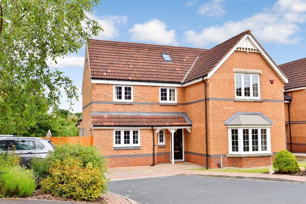 5 Bedrooms Detached House for sale in Cornflower Way, Harrogate